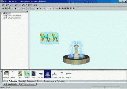 3D Shop Designer