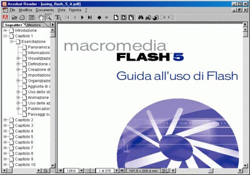 Guida all'uso di Flash