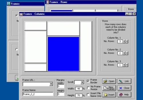 Dutch's HTML Frames