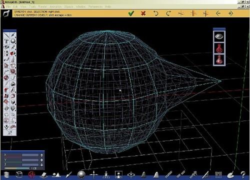 Amapi 3D