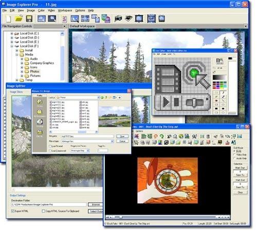 Image Explorer Pro
