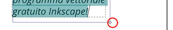 Creazione paragrafo di testo
