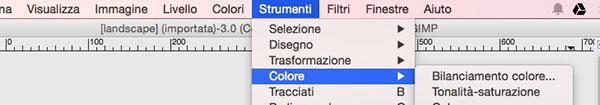 Strumenti Colore
