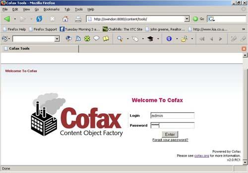 Cofax