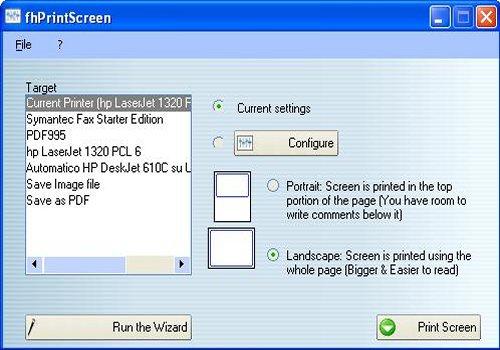 fhPrintScreen
