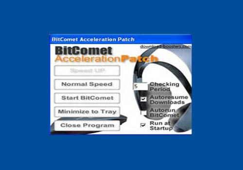 Bitcomet acceleration patch key generator