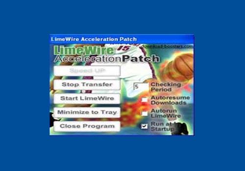 LimeWire Accelerator