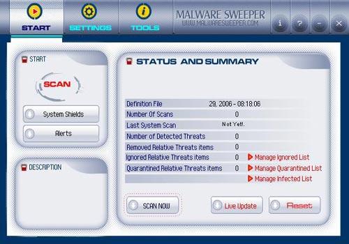 Malware Sweeper Pro