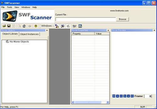 SWF Scanner