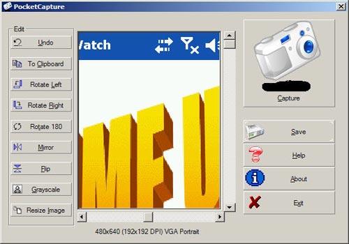 PocketCapture