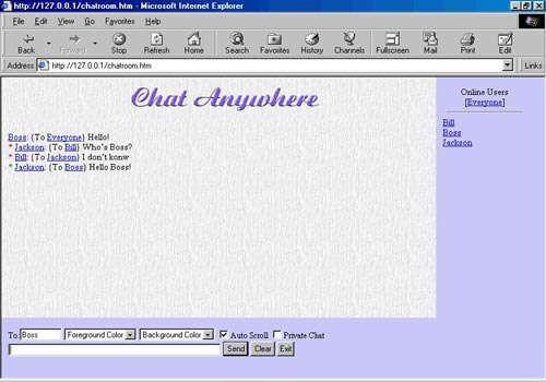 Chat Anywhere