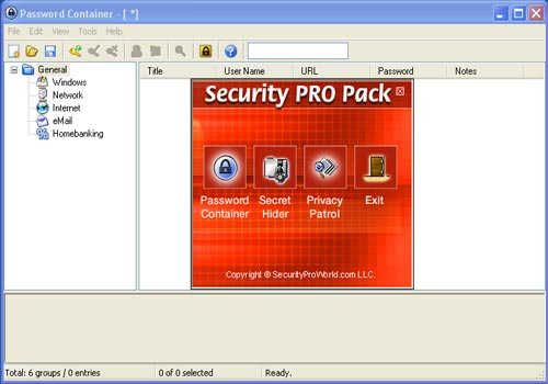 Security PRO Pack