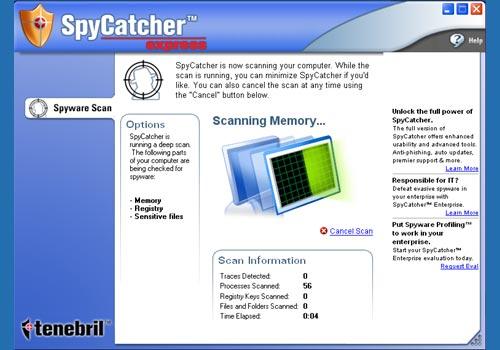 SpyCatcher Express 2006