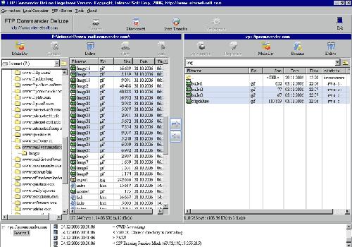 FTP Commander Deluxe