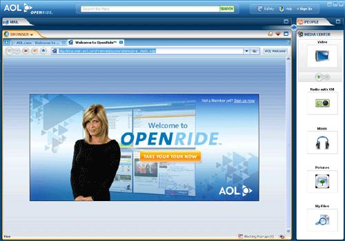 AOL OpenRide