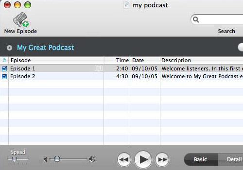 Podcast Maker
