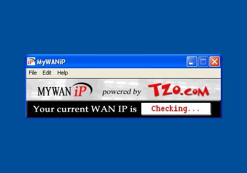 MyWanIp