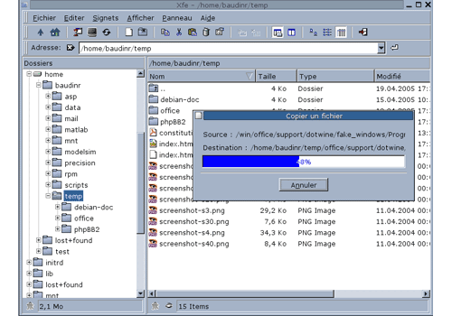 X File Explorer