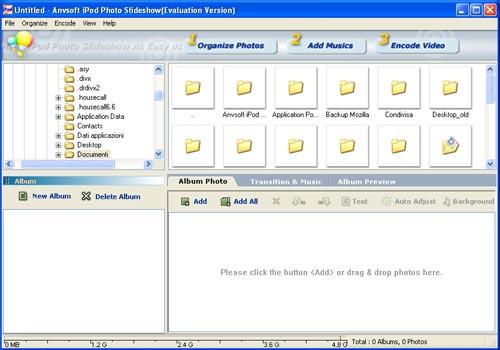 iPod Photo Slideshow