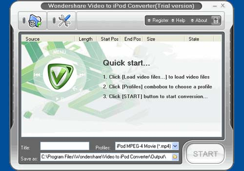 DVD to iPod Converter