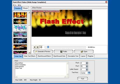 Flash Effect Maker Pro
