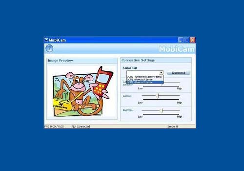 MobiCam Web Camera