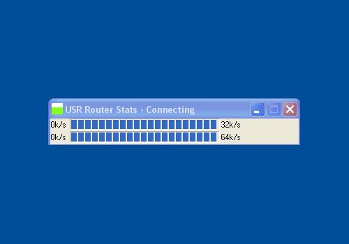 USR Router Stats
