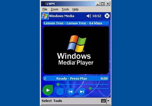 Windows Media Player (Pocket PC)