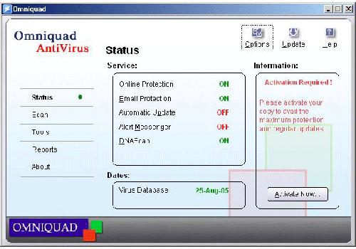 Omniquad AntiVirus