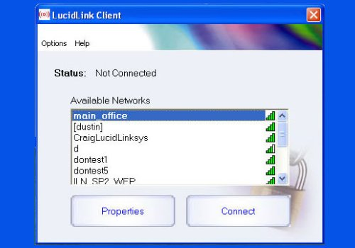 LucidLink WiFi Client