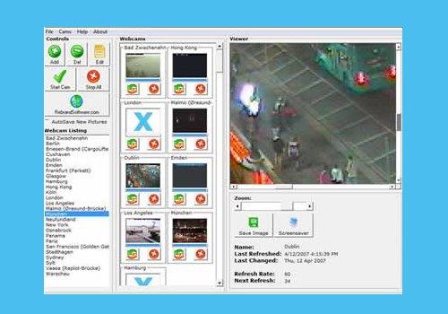 Webcam Watcher