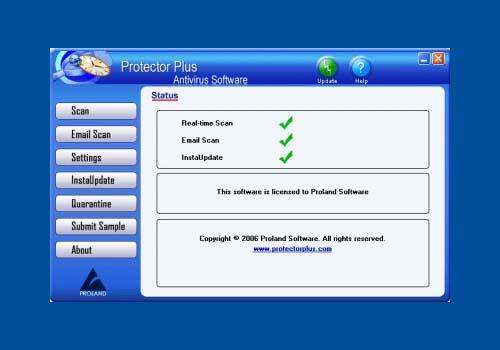 Protector Plus 2007