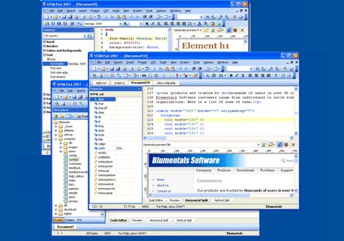 HTMLPad 2007