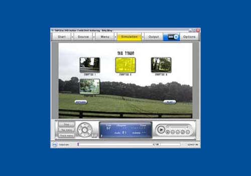 TMPGEnc DVD Author with DivX Authoring