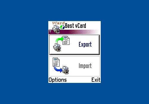Best vCard
