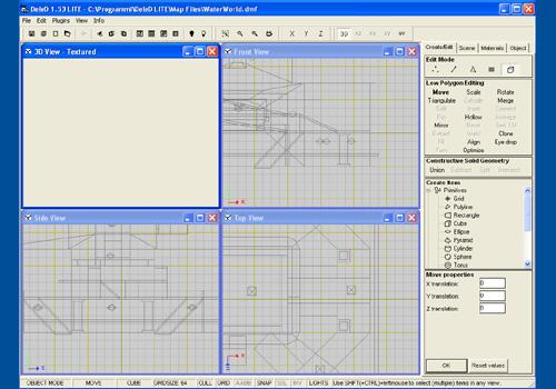 DeleD 3D Editor Lite