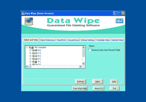Data Wiping Software