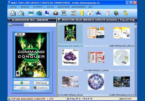 Image Tools 2007 Pro