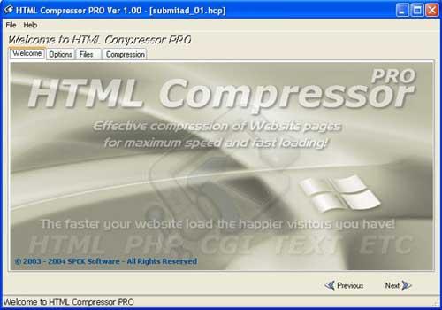 HTML Compressor PRO