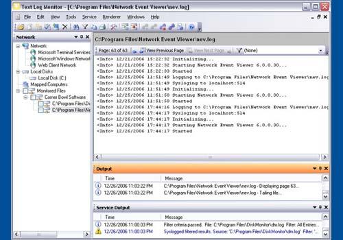 Text Log Monitor 2008