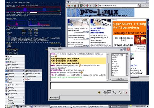 DeLi Linux