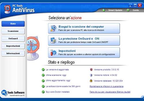 PC Tools AntiVirus Free