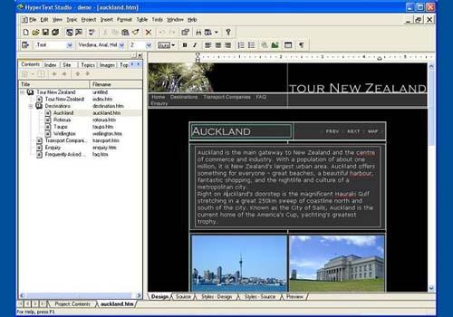 HyperText Studio Web Edition