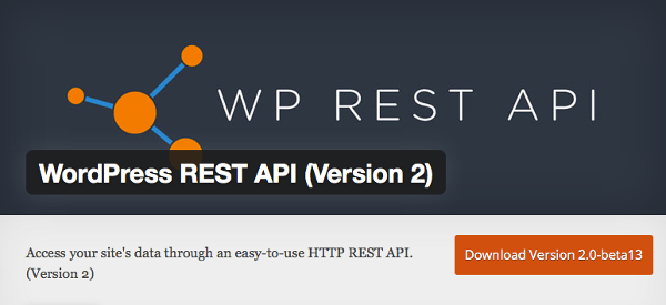 REST API plugin