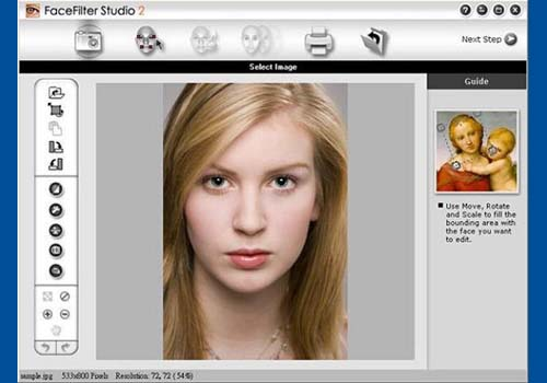 FaceFilter Studio