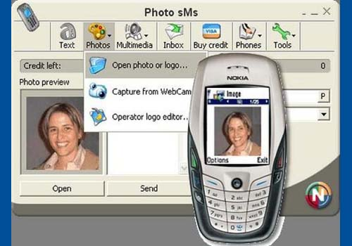 Photo SMS