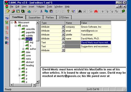 EditML Pro
