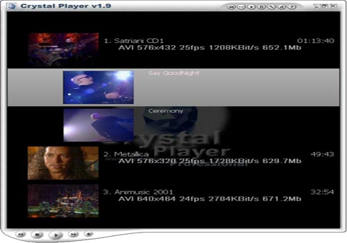 CrystalPlayer Professional