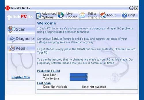 1 Click PC Fix