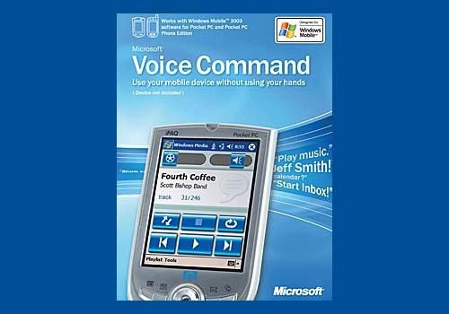 Microsoft Voice Command
